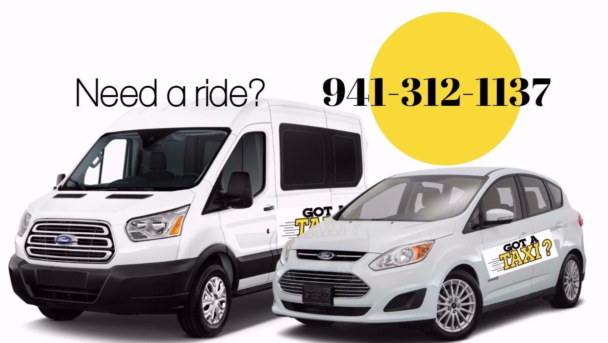 Sarasota Taxi Yellow Cab Rides Transportation Service Near Me